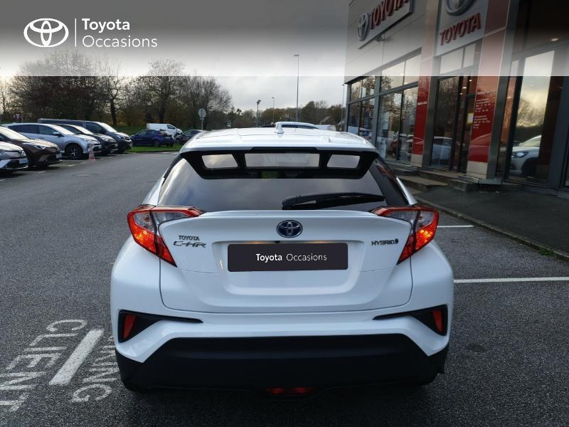 Photo 28 de l'offre de TOYOTA C-HR 122h Edition 2WD E-CVT RC18 à 22980€ chez Horizon Quimper