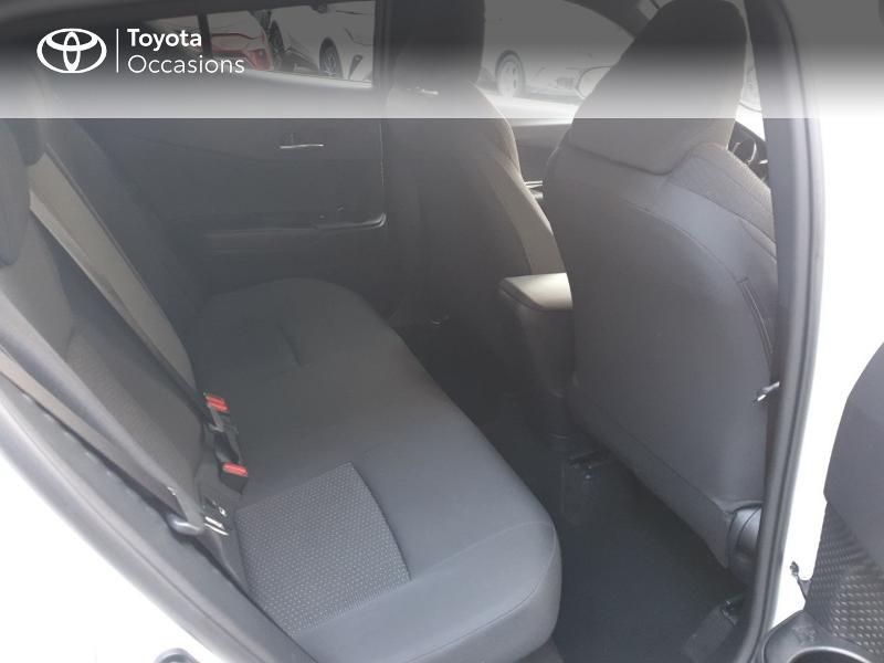 Photo 7 de l'offre de TOYOTA C-HR 122h Edition 2WD E-CVT RC18 à 22980€ chez Horizon Quimper