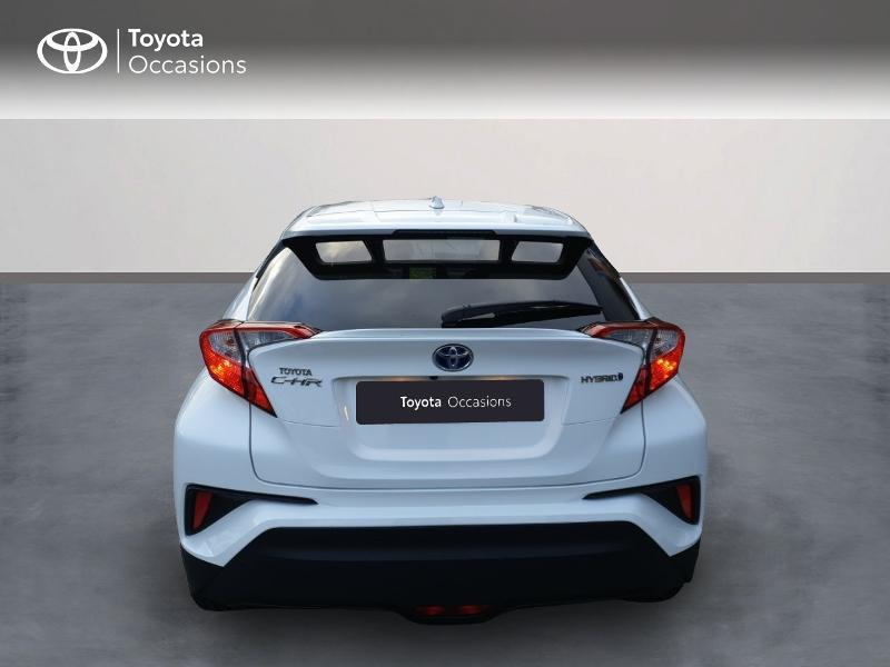 Photo 4 de l'offre de TOYOTA C-HR 122h Edition 2WD E-CVT RC18 à 22980€ chez Horizon Quimper
