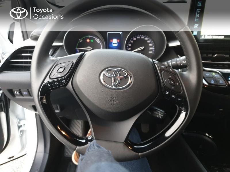 Photo 9 de l'offre de TOYOTA C-HR 122h Edition 2WD E-CVT RC18 à 22980€ chez Horizon Quimper