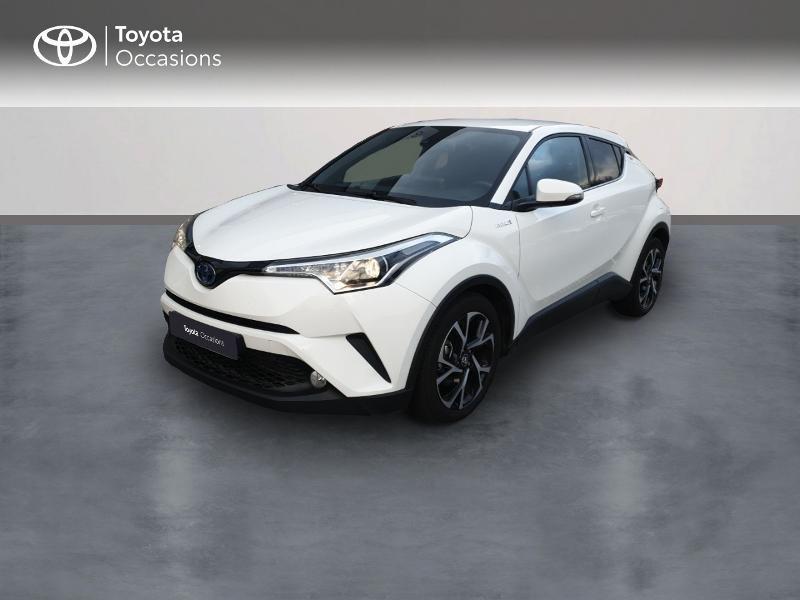 Photo 1 de l'offre de TOYOTA C-HR 122h Edition 2WD E-CVT RC18 à 22980€ chez Horizon Quimper