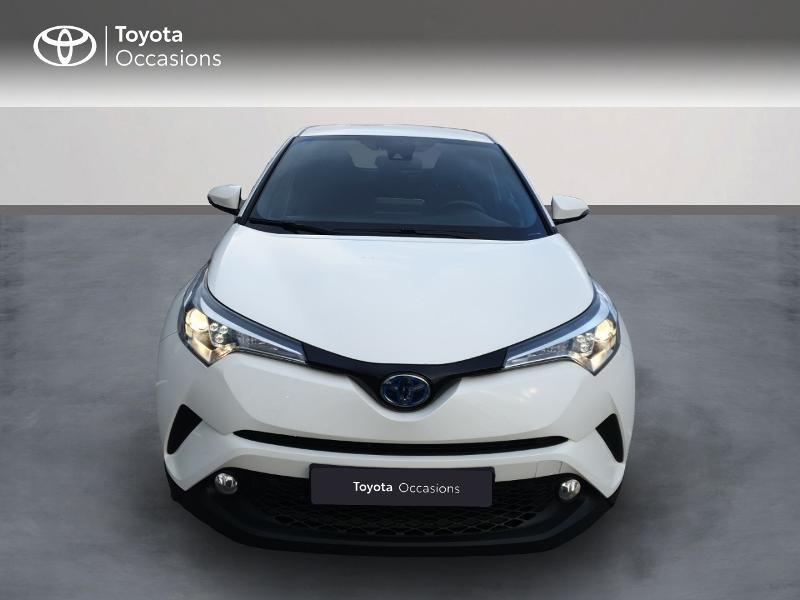 Photo 5 de l'offre de TOYOTA C-HR 122h Edition 2WD E-CVT RC18 à 22980€ chez Horizon Quimper