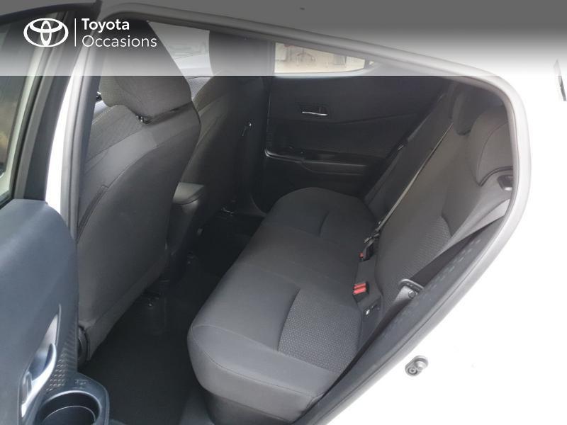 Photo 12 de l'offre de TOYOTA C-HR 122h Edition 2WD E-CVT RC18 à 22980€ chez Horizon Quimper