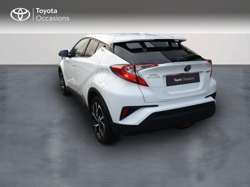 Photo 2 de l'offre de TOYOTA C-HR 122h Edition 2WD E-CVT RC18 à 22980€ chez Horizon Quimper