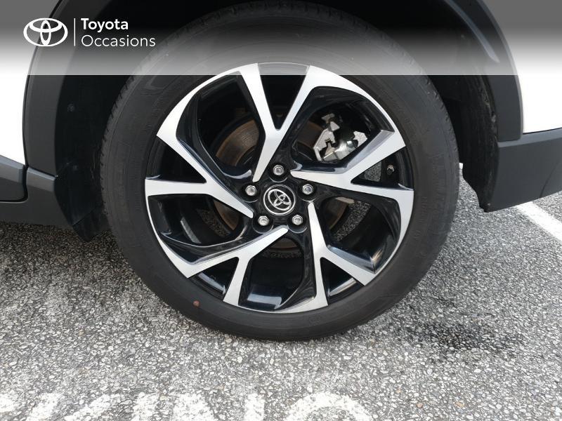 Photo 16 de l'offre de TOYOTA C-HR 122h Edition 2WD E-CVT RC18 à 22980€ chez Horizon Quimper