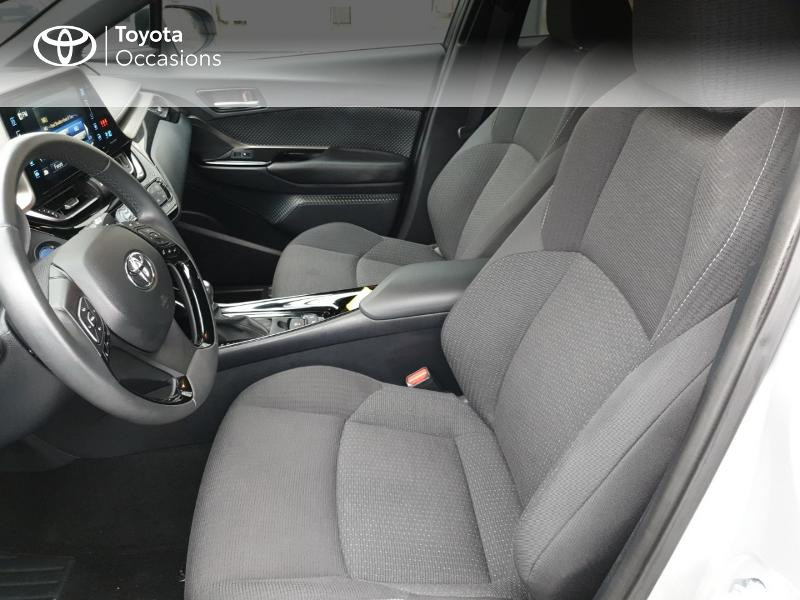 Photo 11 de l'offre de TOYOTA C-HR 122h Edition 2WD E-CVT RC18 à 22980€ chez Horizon Quimper