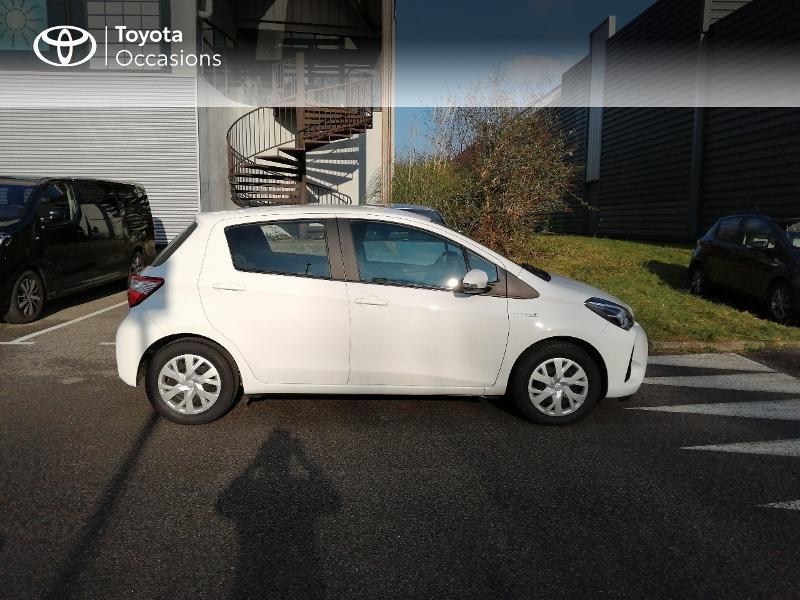Photo 23 de l'offre de TOYOTA Yaris 100h France 5p à 11700€ chez Horizon Quimper