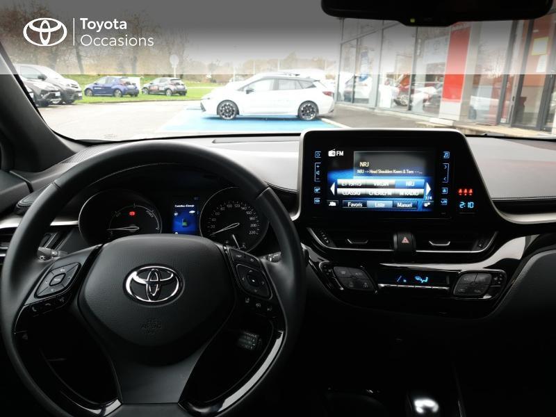 Photo 8 de l'offre de TOYOTA C-HR 122h Edition 2WD E-CVT RC18 à 22980€ chez Horizon Quimper