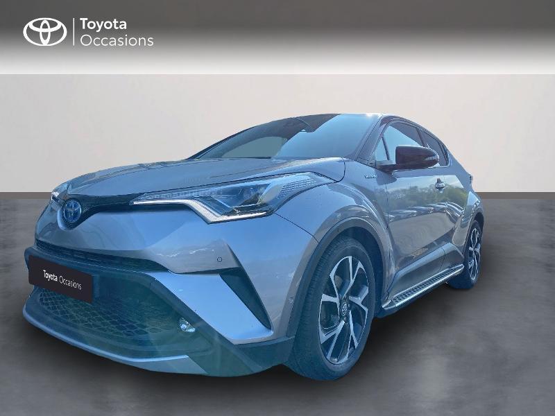 Toyota C-HR 122h Graphic 2WD E-CVT Hybride BI-TON PLATINIUM Occasion à vendre