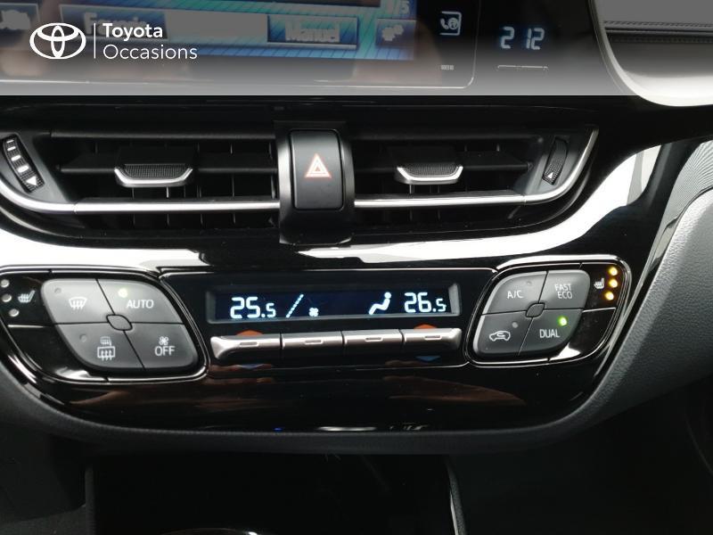 Photo 22 de l'offre de TOYOTA C-HR 122h Edition 2WD E-CVT RC18 à 22980€ chez Horizon Quimper
