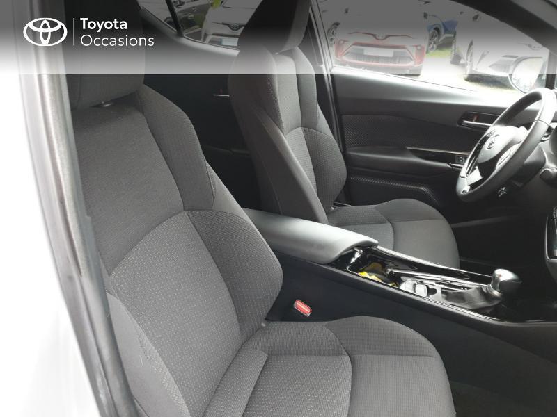 Photo 6 de l'offre de TOYOTA C-HR 122h Edition 2WD E-CVT RC18 à 22980€ chez Horizon Quimper