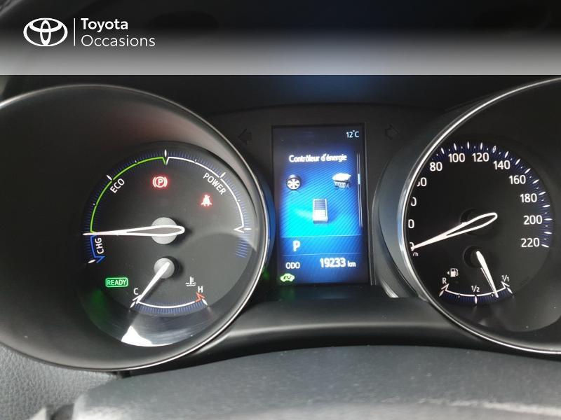 Photo 14 de l'offre de TOYOTA C-HR 122h Edition 2WD E-CVT RC18 à 22980€ chez Horizon Quimper