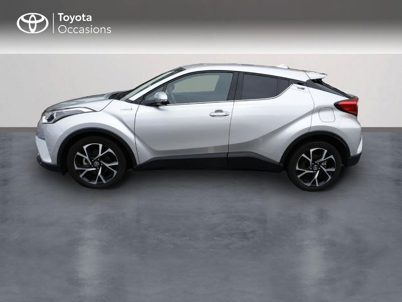 Photo 3 de l'offre de TOYOTA C-HR 122h Edition 2WD E-CVT RC18 à 22980€ chez Horizon Quimper