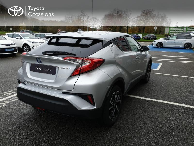 Photo 18 de l'offre de TOYOTA C-HR 122h Edition 2WD E-CVT RC18 à 22980€ chez Horizon Quimper