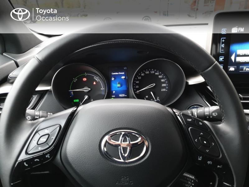 Photo 13 de l'offre de TOYOTA C-HR 122h Edition 2WD E-CVT RC18 à 22980€ chez Horizon Quimper