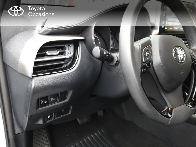 Photo 20 de l'offre de TOYOTA C-HR 122h Edition 2WD E-CVT RC18 à 22980€ chez Horizon Quimper