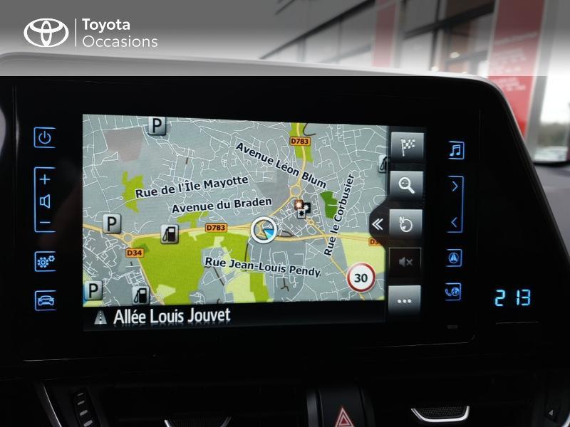 Photo 24 de l'offre de TOYOTA C-HR 122h Edition 2WD E-CVT RC18 à 22980€ chez Horizon Quimper