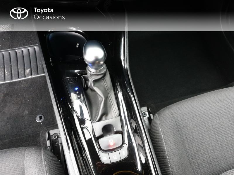 Photo 23 de l'offre de TOYOTA C-HR 122h Edition 2WD E-CVT RC18 à 22980€ chez Horizon Quimper