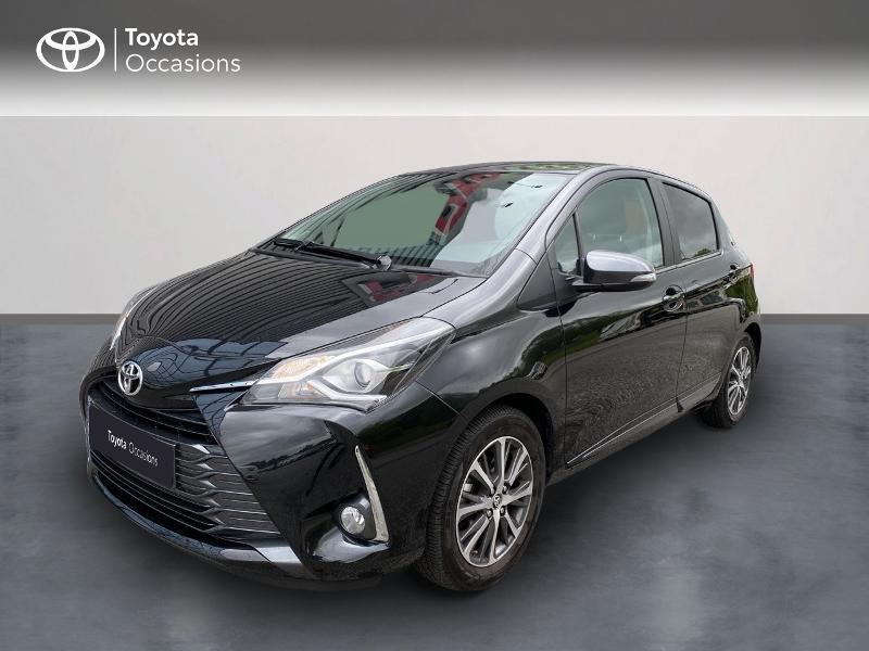 Toyota Yaris 70 VVT-i Design Y20 5p MY19 Essence BI-TON NOIR Occasion à vendre