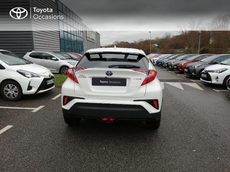 Photo 24 de l'offre de TOYOTA C-HR 122h Edition 2WD E-CVT RC18 à 22600€ chez Horizon Quimper