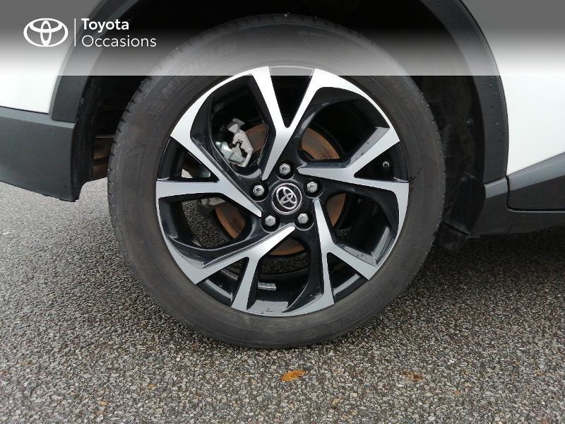 Photo 16 de l'offre de TOYOTA C-HR 122h Edition 2WD E-CVT RC18 à 22600€ chez Horizon Quimper