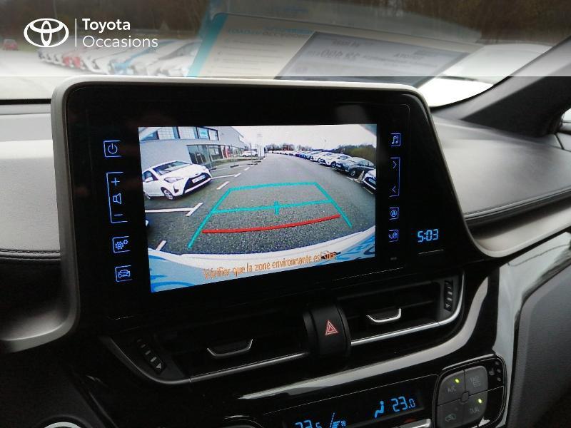 Photo 18 de l'offre de TOYOTA C-HR 122h Edition 2WD E-CVT RC18 à 22600€ chez Horizon Quimper