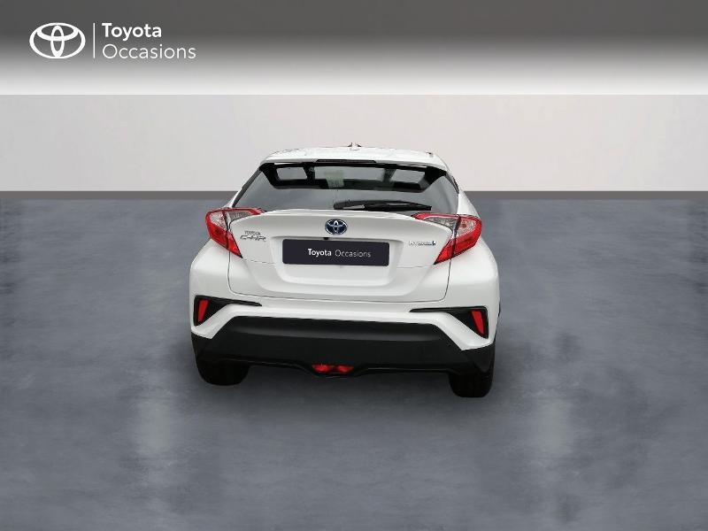 Photo 4 de l'offre de TOYOTA C-HR 122h Edition 2WD E-CVT RC18 à 22600€ chez Horizon Quimper
