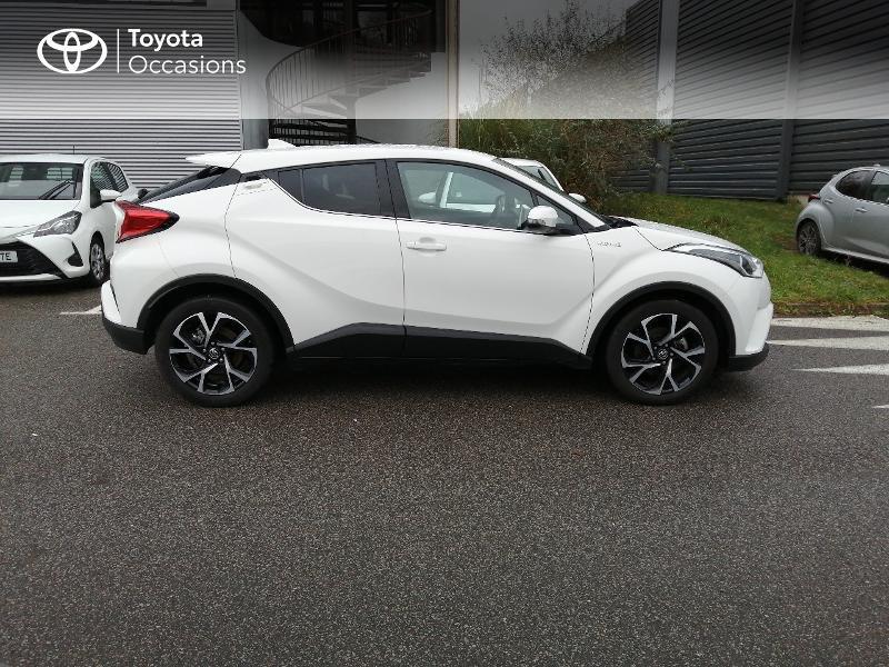 Photo 23 de l'offre de TOYOTA C-HR 122h Edition 2WD E-CVT RC18 à 22600€ chez Horizon Quimper