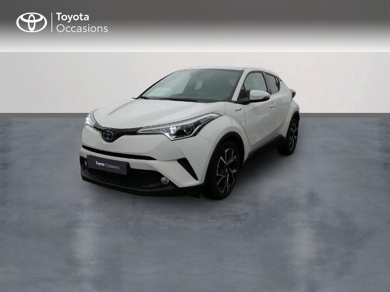 Photo 1 de l'offre de TOYOTA C-HR 122h Edition 2WD E-CVT RC18 à 22600€ chez Horizon Quimper