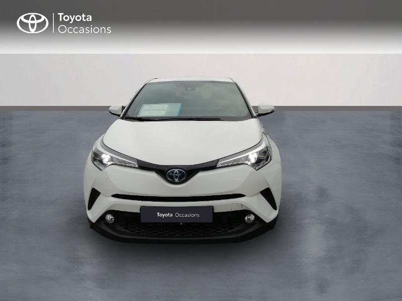 Photo 5 de l'offre de TOYOTA C-HR 122h Edition 2WD E-CVT RC18 à 22600€ chez Horizon Quimper