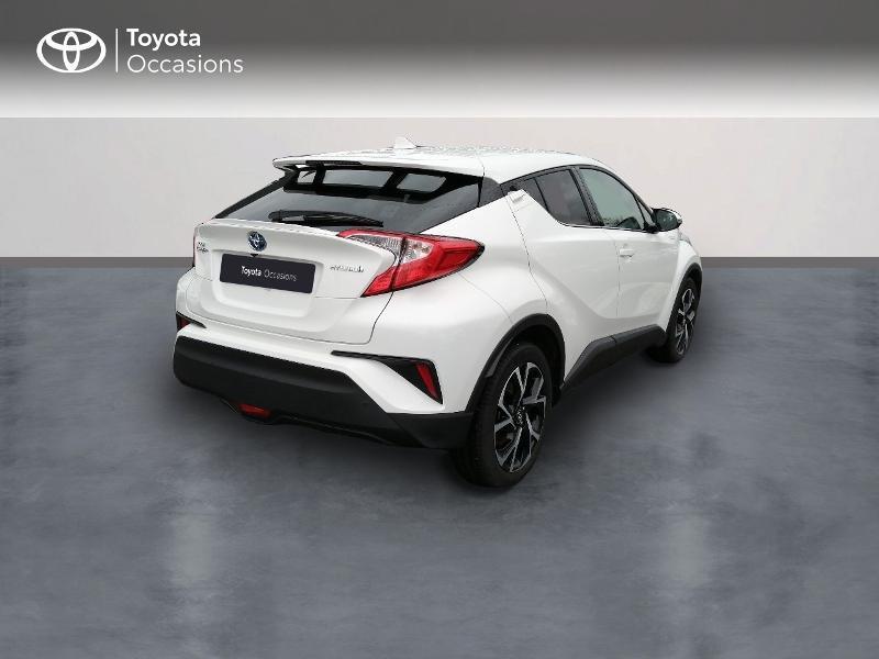 Photo 2 de l'offre de TOYOTA C-HR 122h Edition 2WD E-CVT RC18 à 22600€ chez Horizon Quimper