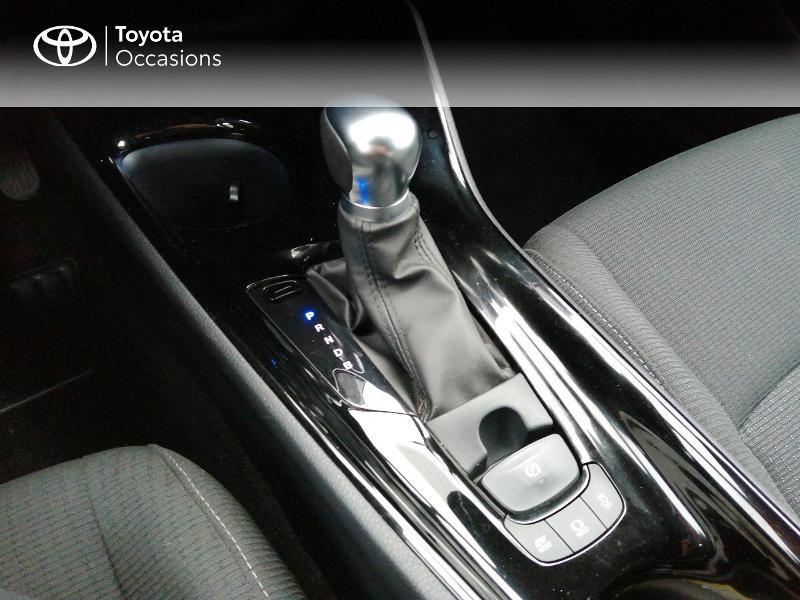 Photo 20 de l'offre de TOYOTA C-HR 122h Edition 2WD E-CVT RC18 à 22600€ chez Horizon Quimper
