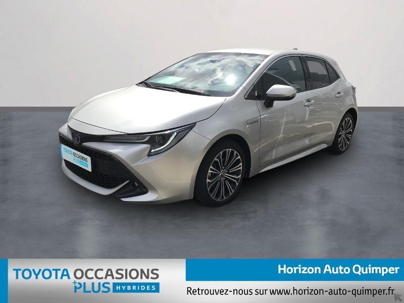 Toyota Corolla 122h Design Hybride GRIS Occasion à vendre