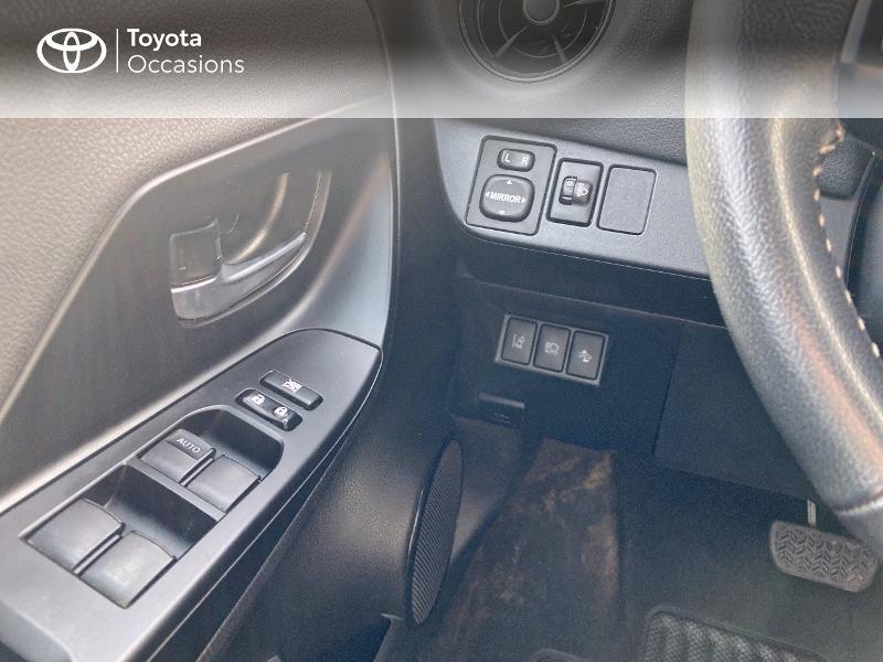 Photo 21 de l'offre de TOYOTA Yaris 100h Dynamic 5p à 14900€ chez Horizon Quimper