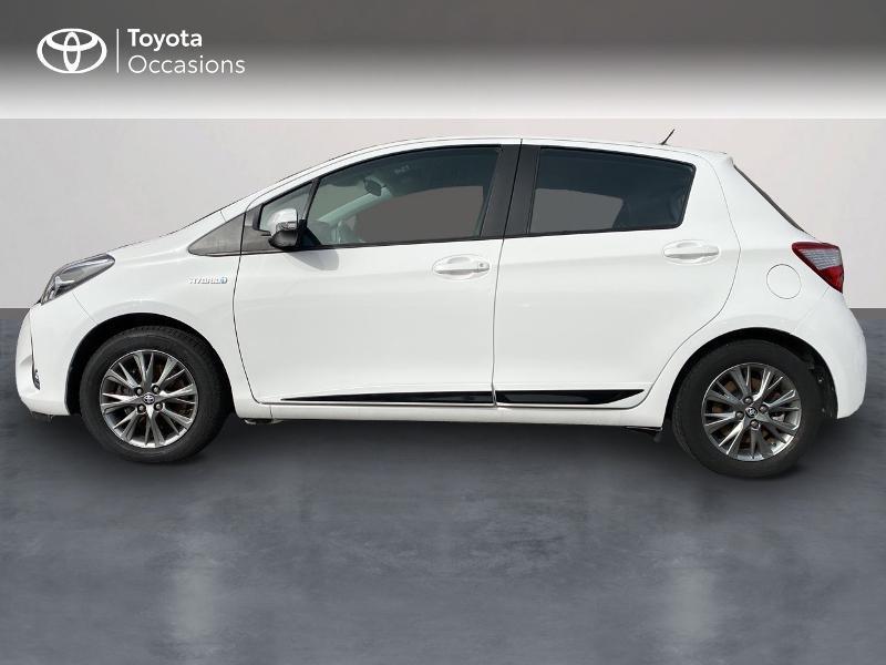 Photo 3 de l'offre de TOYOTA Yaris 100h Dynamic 5p à 14900€ chez Horizon Quimper