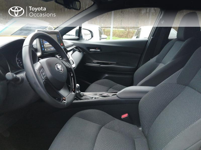 Photo 9 de l'offre de TOYOTA C-HR 122h Edition 2WD E-CVT RC18 à 22600€ chez Horizon Quimper
