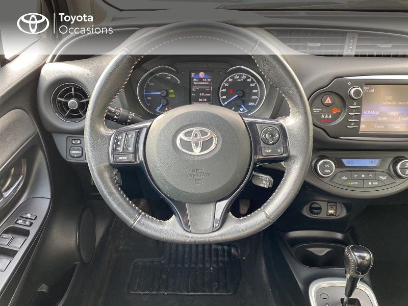 Photo 9 de l'offre de TOYOTA Yaris 100h Dynamic 5p à 14900€ chez Horizon Quimper