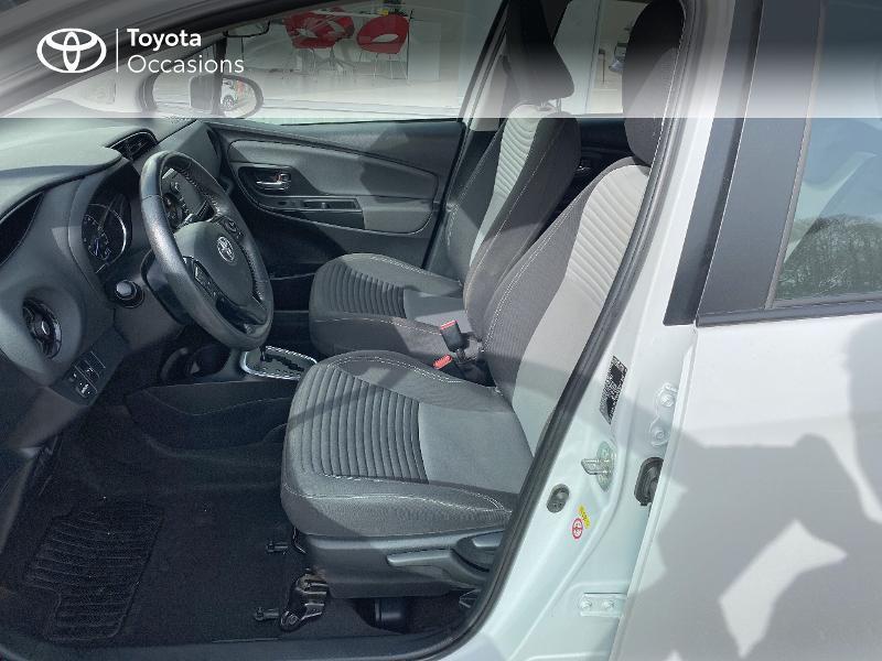 Photo 11 de l'offre de TOYOTA Yaris 100h Dynamic 5p à 14900€ chez Horizon Quimper