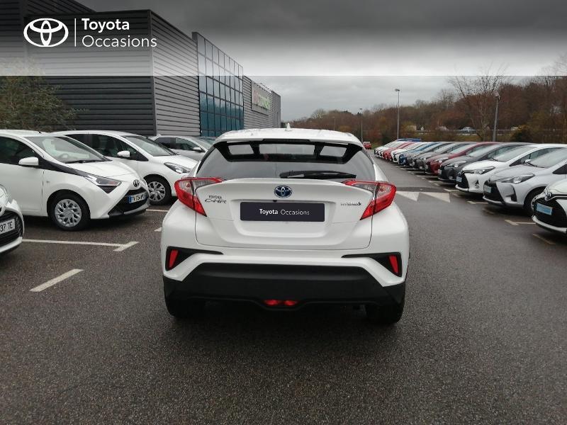 Photo 22 de l'offre de TOYOTA C-HR 122h Edition 2WD E-CVT RC18 à 22600€ chez Horizon Quimper