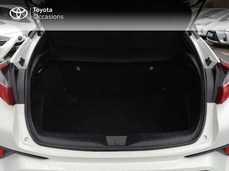 Photo 8 de l'offre de TOYOTA C-HR 122h Edition 2WD E-CVT RC18 à 22600€ chez Horizon Quimper