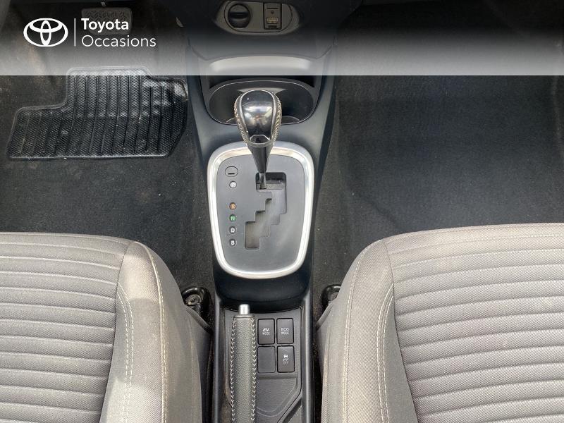 Photo 23 de l'offre de TOYOTA Yaris 100h Dynamic 5p à 14900€ chez Horizon Quimper
