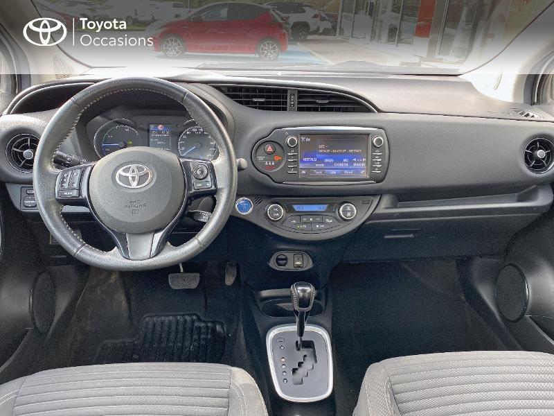 Photo 8 de l'offre de TOYOTA Yaris 100h Dynamic 5p à 14900€ chez Horizon Quimper