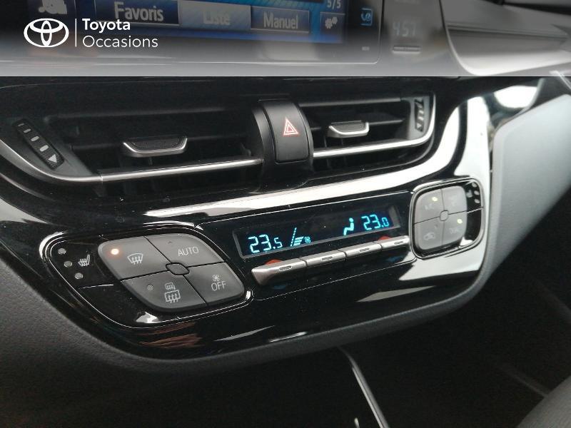 Photo 13 de l'offre de TOYOTA C-HR 122h Edition 2WD E-CVT RC18 à 22600€ chez Horizon Quimper