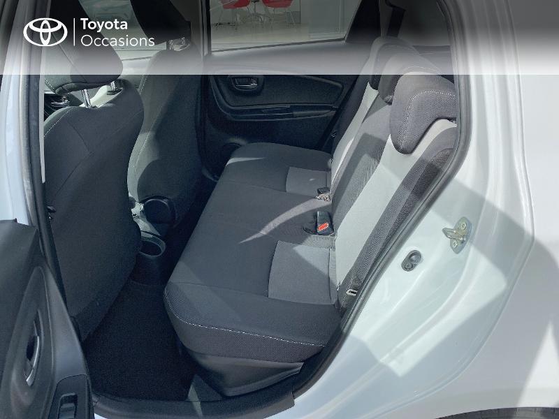Photo 12 de l'offre de TOYOTA Yaris 100h Dynamic 5p à 14900€ chez Horizon Quimper