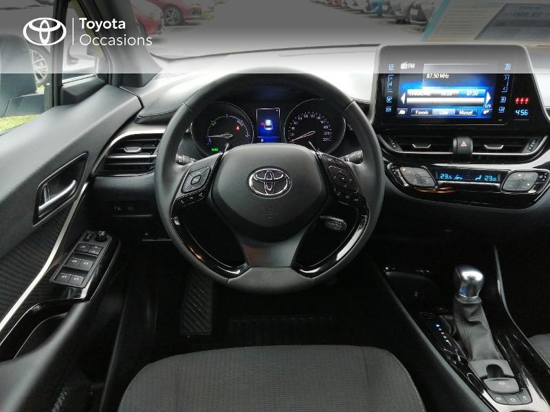 Photo 7 de l'offre de TOYOTA C-HR 122h Edition 2WD E-CVT RC18 à 22600€ chez Horizon Quimper
