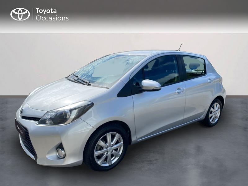 Toyota Yaris HSD 100h Dynamic 5p Hybride gris clair Occasion à vendre
