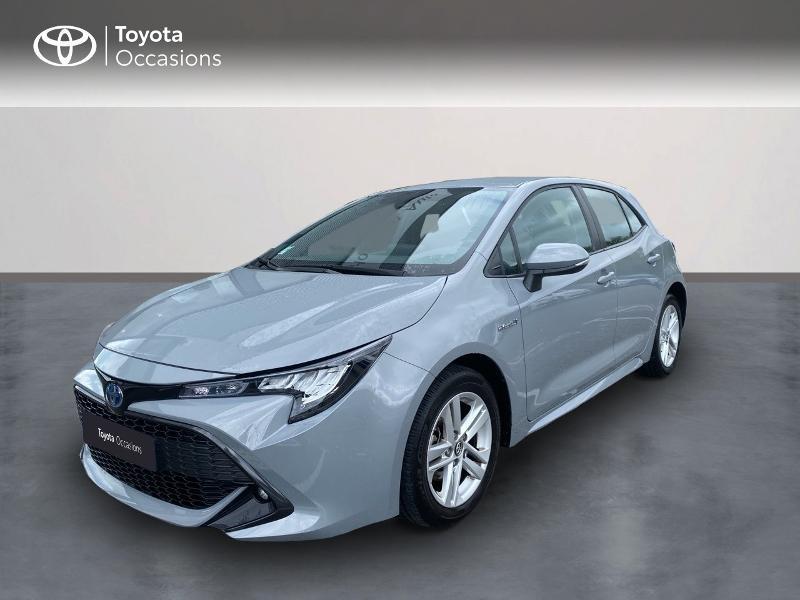 Toyota Corolla 122h Dynamic MY20 Hybride GRIS MANHATTAN Occasion à vendre