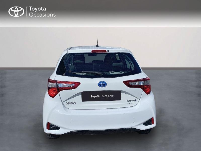 Photo 4 de l'offre de TOYOTA Yaris 100h Dynamic Business 5p à 12800€ chez Horizon Quimper