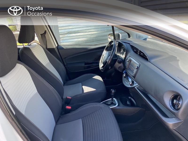 Photo 6 de l'offre de TOYOTA Yaris 100h Dynamic Business 5p à 12800€ chez Horizon Quimper