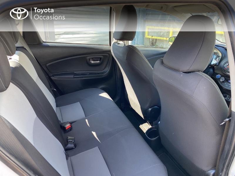 Photo 7 de l'offre de TOYOTA Yaris 100h Dynamic Business 5p à 12800€ chez Horizon Quimper
